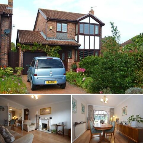 3 bedroom detached house for sale - Chesterfield Close, Ainsdale, Southport, PR8 3JL