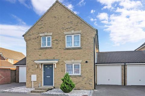 3 bedroom detached house for sale - Ardent Road, Whitfield, Dover, Kent