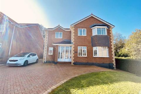 4 bedroom detached house for sale - Victoria Road, Waunarlwydd, Swansea