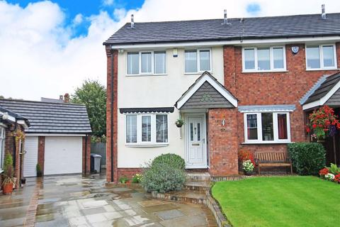 3 bedroom end of terrace house for sale - Waveney Drive, Altrincham, Cheshire