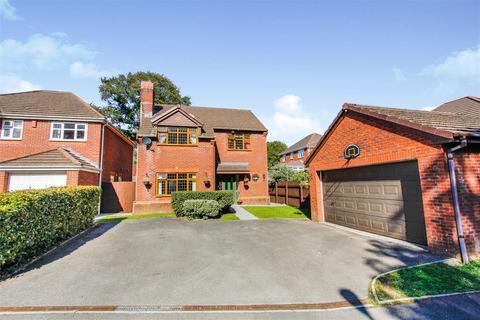 4 bedroom detached house for sale - Deri Cochion, Pencoed, Bridgend, CF35