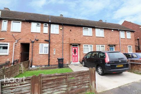 3 bedroom terraced house for sale - Biddle Road, Leicester