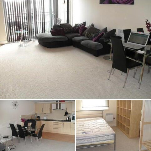 2 bedroom apartment to rent - Compass Point, 1 Pocklington Drive, Manchester, M23 1ED