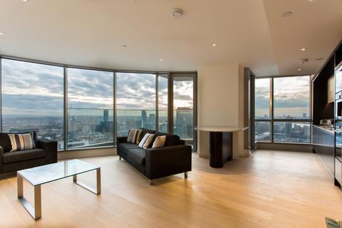 2 bedroom apartment to rent - Charrington Tower, Providence Wharf, Canary Wharf E14