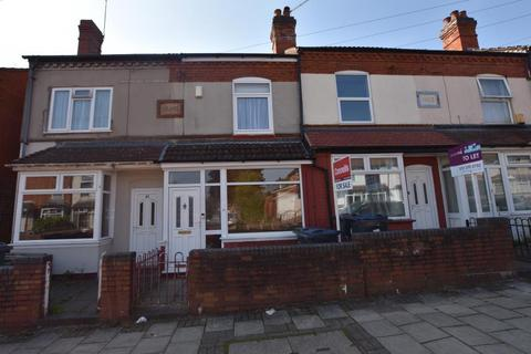2 bedroom terraced house for sale - Milner Road, Selly Park