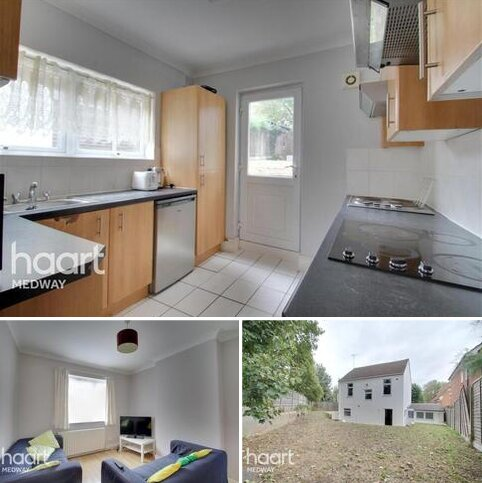 6 bedroom detached house to rent - King William Road, Gillingham, ME7