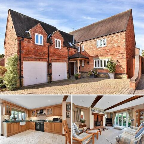 5 bedroom detached house for sale - Manor Court, Wymeswold, Loughborough