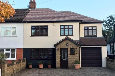 4 bedroom semi-detached house for sale - Highfield Crescent, Hornchurch , Essex, RM12