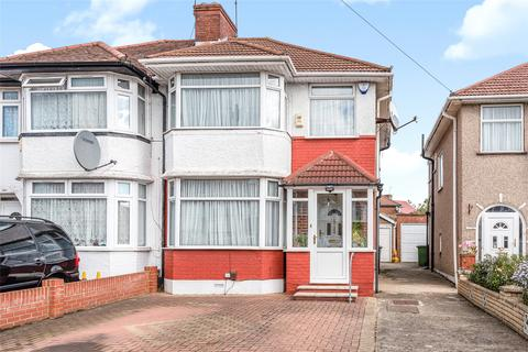 3 bedroom semi-detached house for sale - Winchester Avenue, Kingsbury, London, NW9