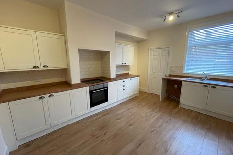 3 bedroom terraced house to rent - Clarence Terrace, Crook, DL15