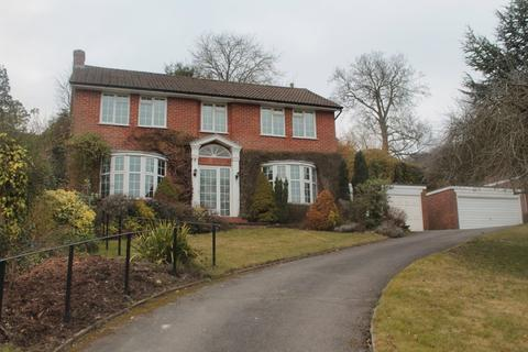 4 bedroom detached house to rent - Huntersfield Close, Reigate
