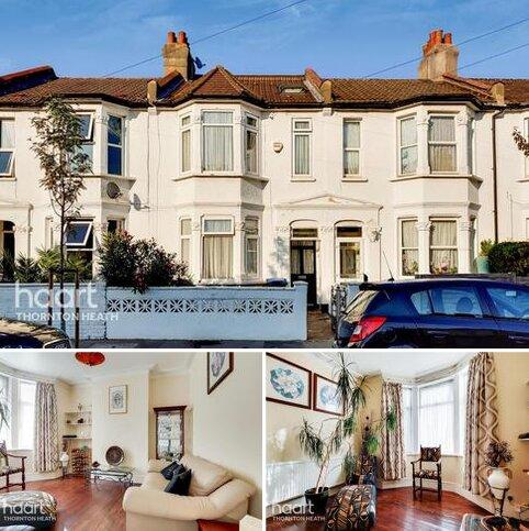 4 bedroom terraced house for sale - Richmond Road, Thornton Heath