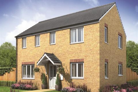 3 bedroom detached house for sale - Plot 132, The Clayton Corner at Alderman Park, Mansfield Road, Hasland S41