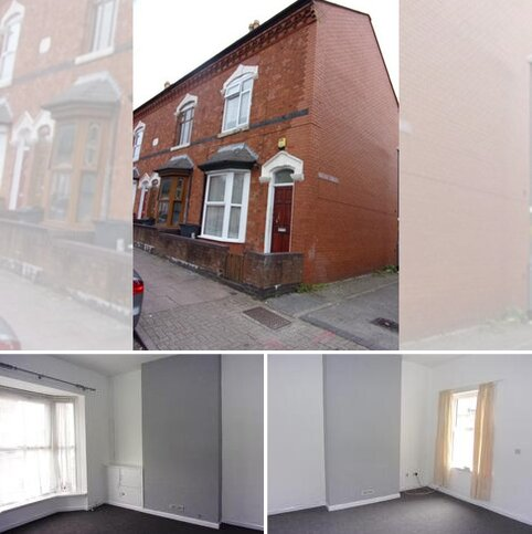 2 bedroom terraced house to rent - Roland Road, Lozells, Birmingham B19