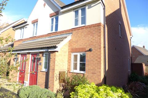 2 bedroom semi-detached house to rent - Humber Road, Stoke, Coventry, West Midlands, CV3