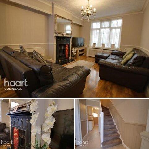 3 bedroom terraced house for sale - Horsecroft Road, HA8