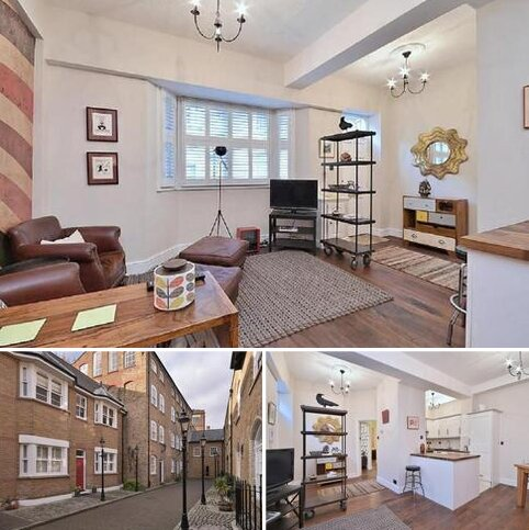 2 bedroom flat for sale - Bridewell Place, London, E1W