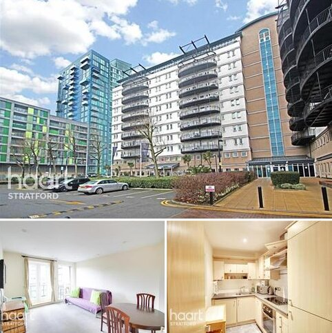 2 bedroom flat to rent - Central House, Stratford High Street