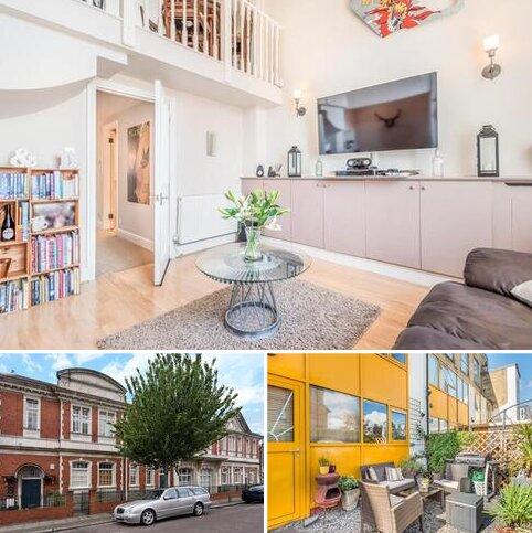 2 bedroom flat for sale - Burmester Road, Earlsfield