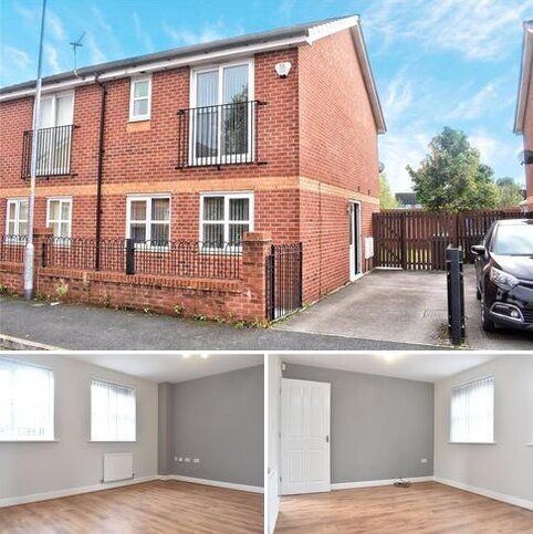 3 bedroom semi-detached house for sale - Falls Green Avenue, Newton Heath, Manchester, Greater Manchester, M40