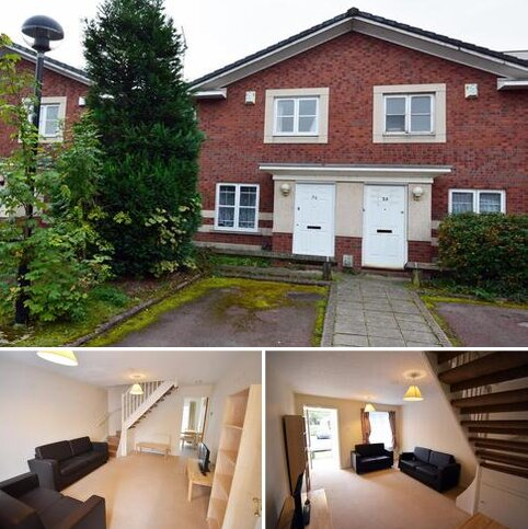 2 bedroom semi-detached house to rent - Linen Court, Salford, M3