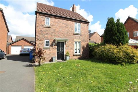 3 bedroom detached house for sale - Metcalf Close, Kirkby