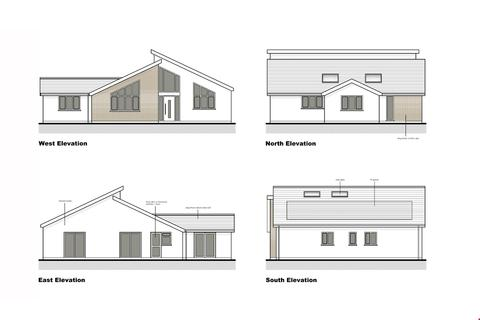 Plot for sale - Perran Downs Lane, Rosudgeon - Nr. Penzance, Cornwall