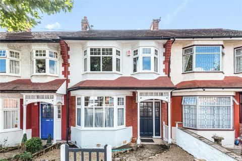 3 bedroom terraced house for sale - Hawthorn Avenue, Palmers Green, London, N13