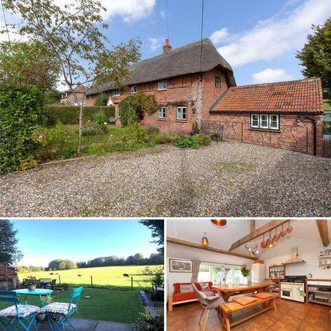 2 bedroom semi-detached house for sale - Brook Street, Great Bedwyn, Wiltshire, SN8