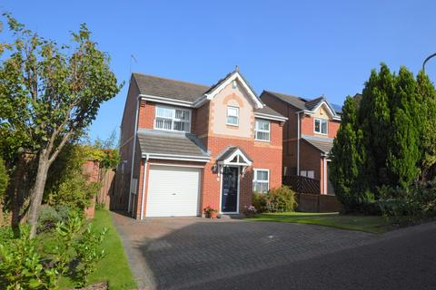 4 bedroom detached house for sale - The Wagonway, Prudhoe