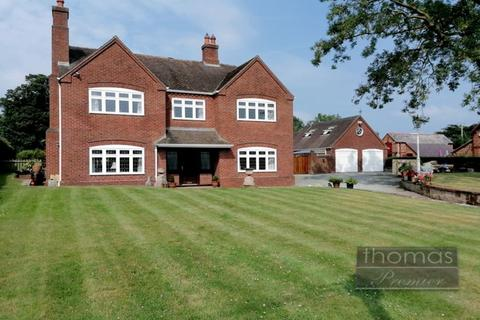 5 bedroom detached house for sale - Pump Lane, Churton, Chester, CH3