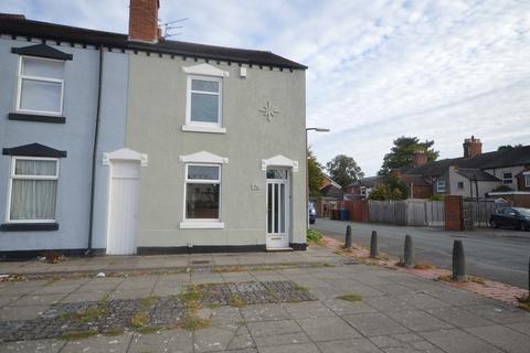 2 bedroom end of terrace house to rent - Lovatt Street, Stafford