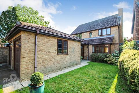 4 bedroom detached house for sale - Broad View, Thorpe End, Norwich