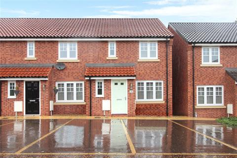 3 bedroom end of terrace house for sale - Lime Tree Close, Framingham Earl, Norwich, Norfolk, NR14