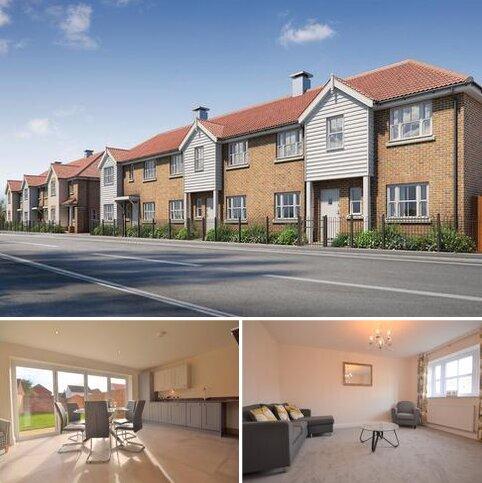 3 bedroom terraced house for sale - Plot 2 Oaklands, Parsons Heath, CO4 3HT