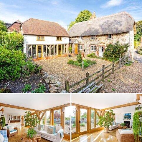 5 bedroom detached house for sale - South Street, Avebury Trusloe, Marlborough, Wiltshire, SN8