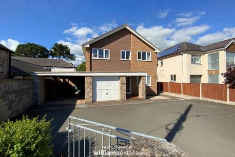 4 bedroom detached house to rent - Llanfair Road, Ruthin