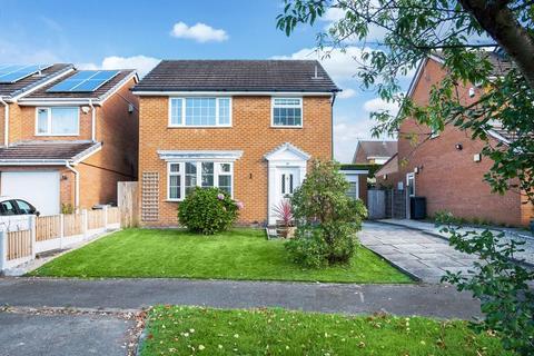 3 bedroom detached house - Somerset Close, Congleton