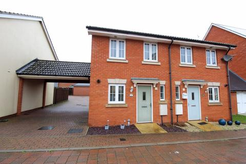 2 bedroom semi-detached house for sale - Teal Drive, Costessey, Norwich