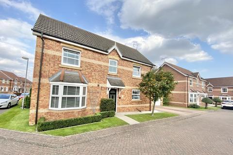 4 bedroom detached house for sale - McIntosh Drive, Driffield