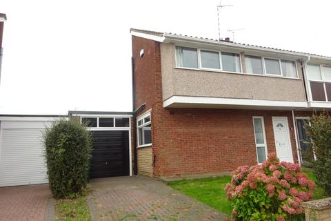 3 bedroom semi-detached house to rent - Pangfield Park, Coventry