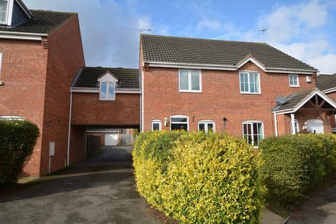 3 bedroom semi-detached house for sale - Claricoates Drive, Coddington