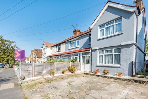 3 bedroom end of terrace house for sale - Gander Green Lane, Sutton, Surrey, SM1