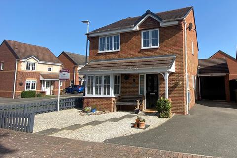 3 bedroom detached house for sale - Cavalry Close, Melton Mowbray