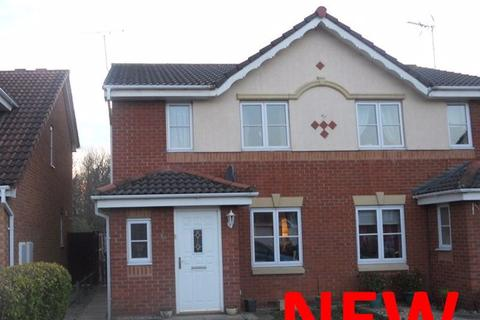 3 bedroom semi-detached house to rent - 35 Goodwick Drive, Abenbury Park, Wrexham, LL13 0JY