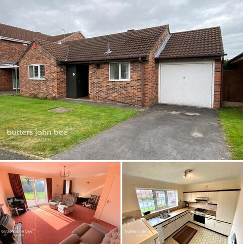 1 bedroom detached bungalow for sale - Beeston Drive, Stoke-On-Trent