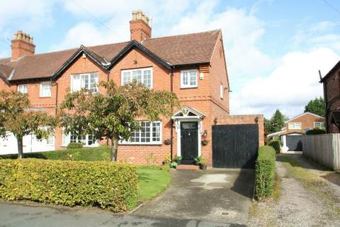 2 bedroom end of terrace house for sale - Ridgeway Rad, Timperley
