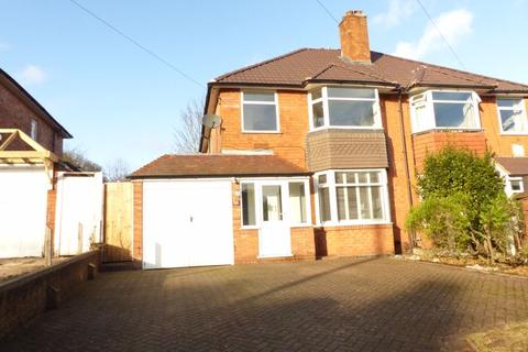 3 bedroom semi-detached house - Antrobus Road, Sutton Coldfield
