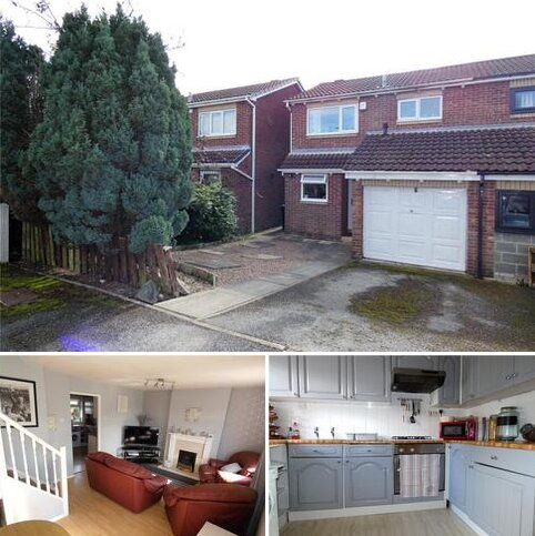 3 bedroom semi-detached house for sale - Rhum Close, Bradford, BD6