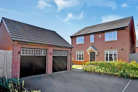4 bedroom detached house for sale - Northumberland Road, Norlands Green